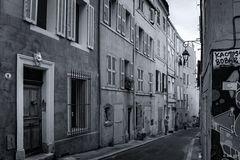 Die Straßen von Marseille