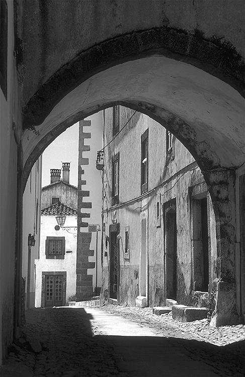 Die Straßen von Marvao