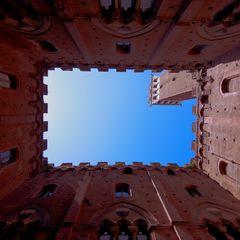 Die Straßen von Siena 2