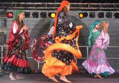 Die Tänzerinnen aus Osteuropa