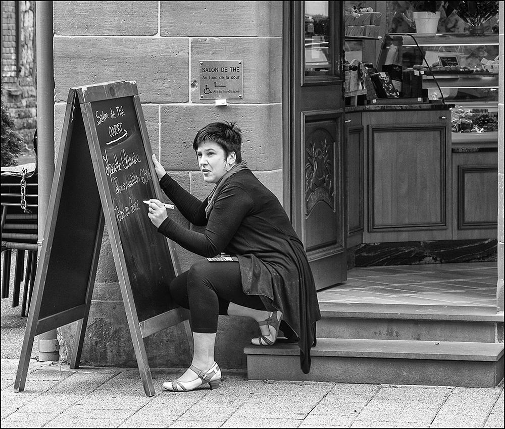 Die Tafelmalerin