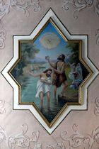 Die Taufe im Jordan