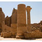 Die Tempel von Karnak, ein riesiges Puzzel