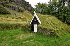 Die Torfkirche von Núpsstaður