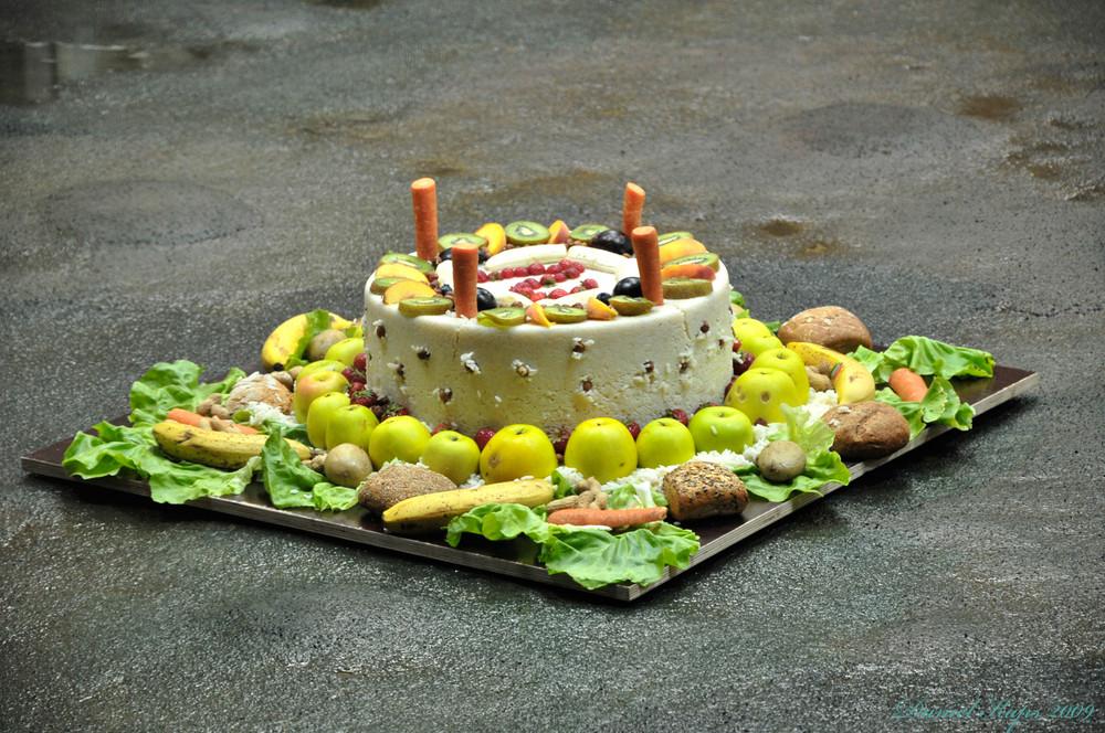 Die Torte Für Panya zum 2. Geburtstag