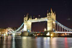 Die Tower Bridge... Klassiker