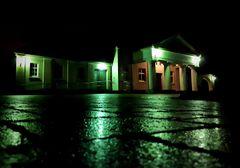 Die Trauerhalle...