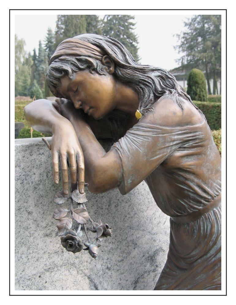die Trauernde 3