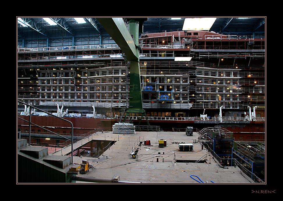 Die Traumschiff Fabik