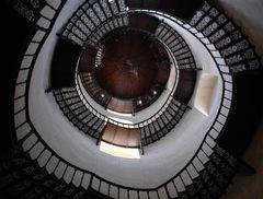 die Treppe....