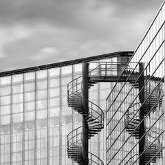 - die Treppe -