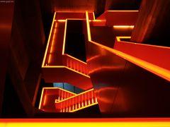 Die Treppe der Kohlenwäsche - mal wieder