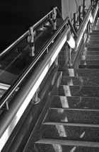 Die Treppe hoch
