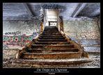 Die Treppe ins Ungewisse