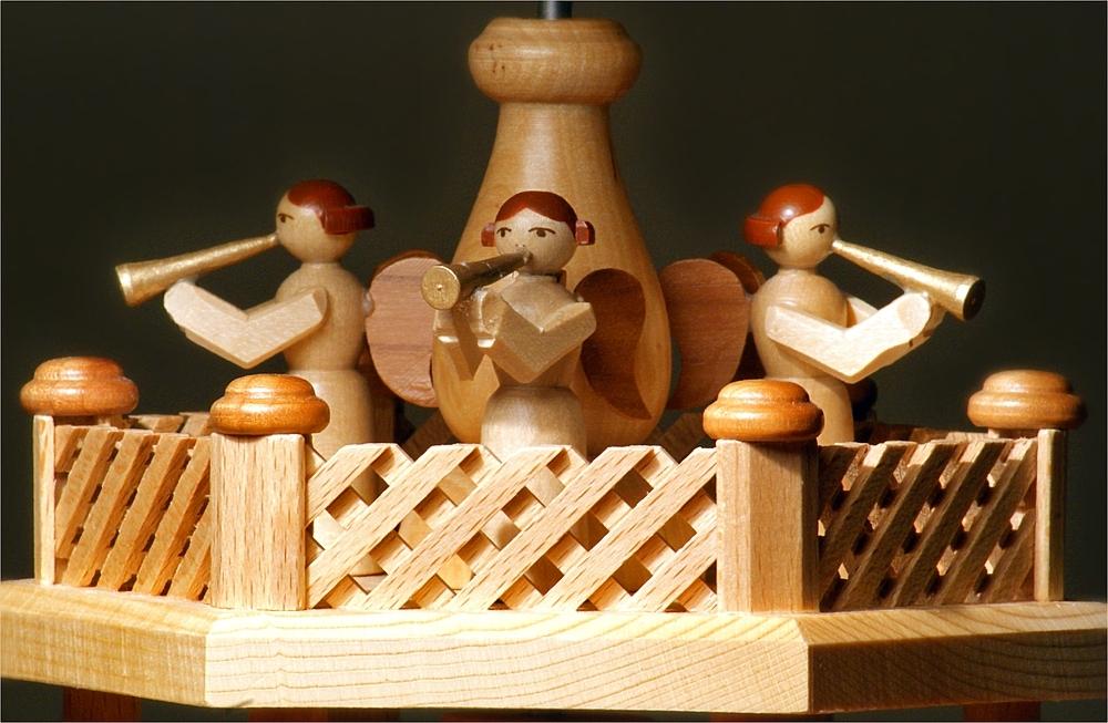 Die Trompeten von Bethlehem