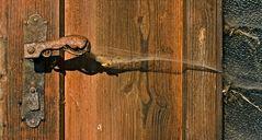 Die Tür, ...