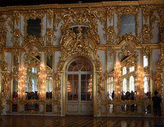 Die Tür des Tanzsaals