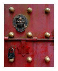 Die Tür in das Reich der Mitte