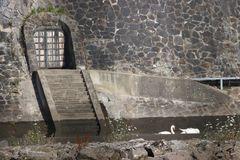 Die Tür in der Sperrmauer