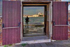 Die Tür nach Venedig