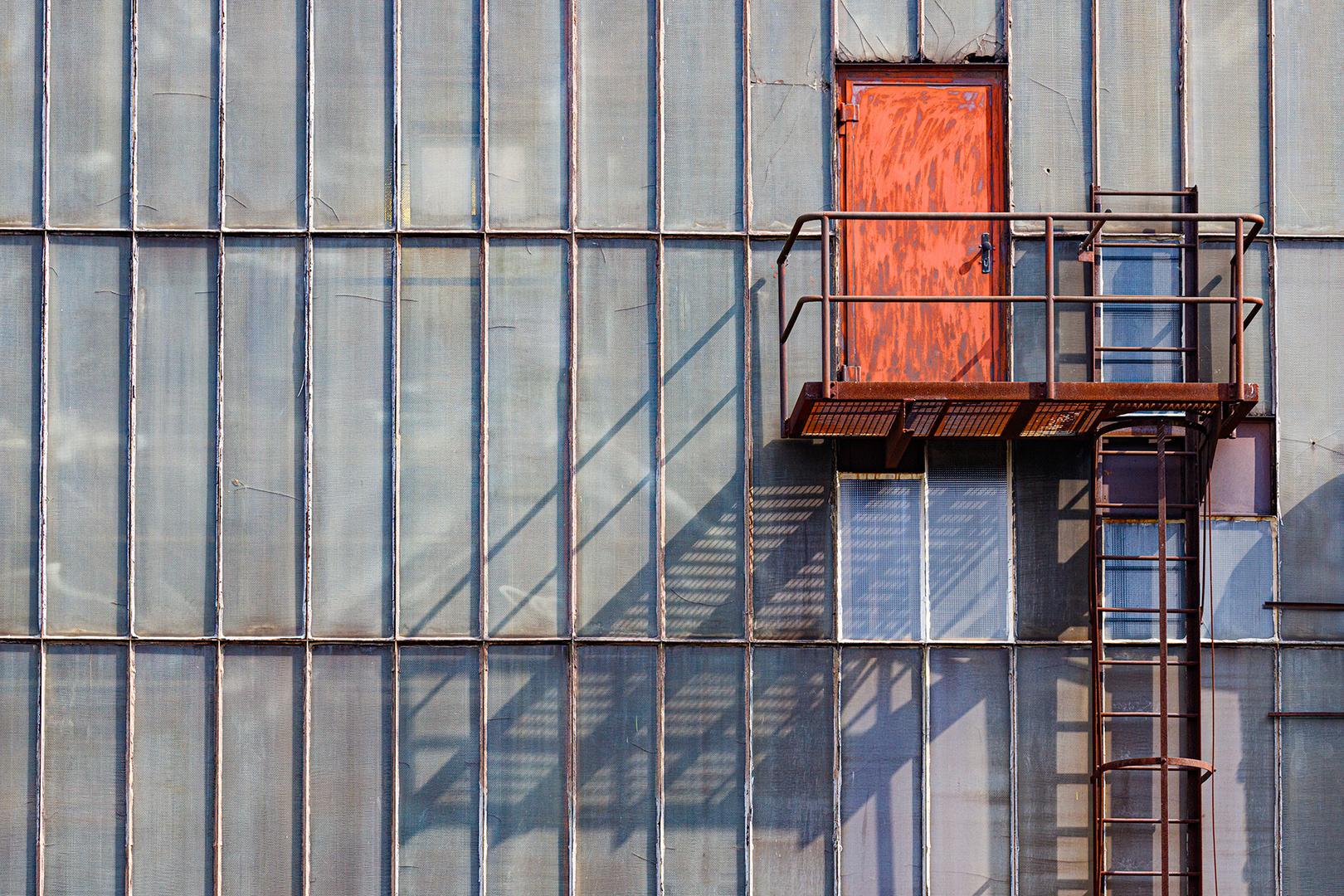 Die Tür und der Schatten