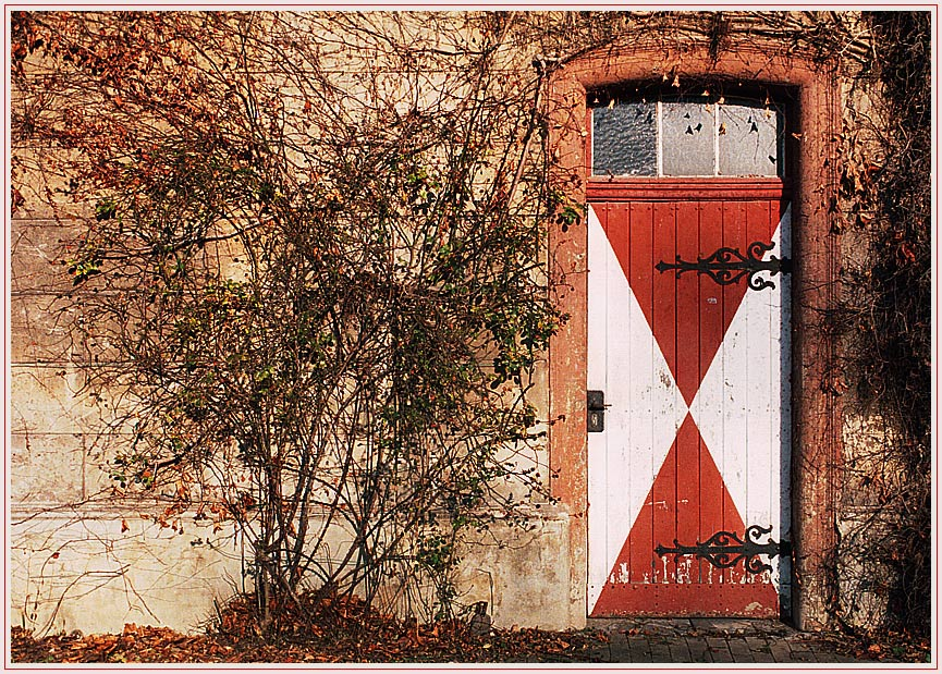 Die Tür zum .....