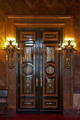 Die Tür zum Kaisersaal