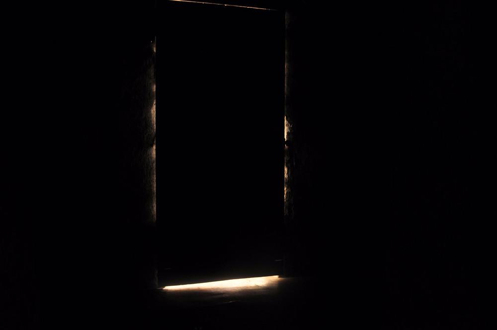 Die Tür zur Freiheit