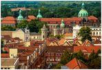 die Türmchen von Potsdam
