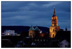 die Türme der Kilianskirche