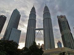 Die Türme Malaysias