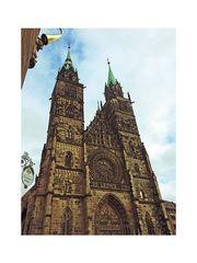 Die Türme von St. Lorenz