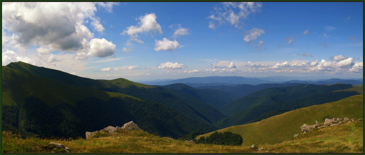 Die ukrainischen Waldkarpaten