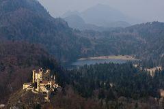 Die Umgebung von Hohenschwangau