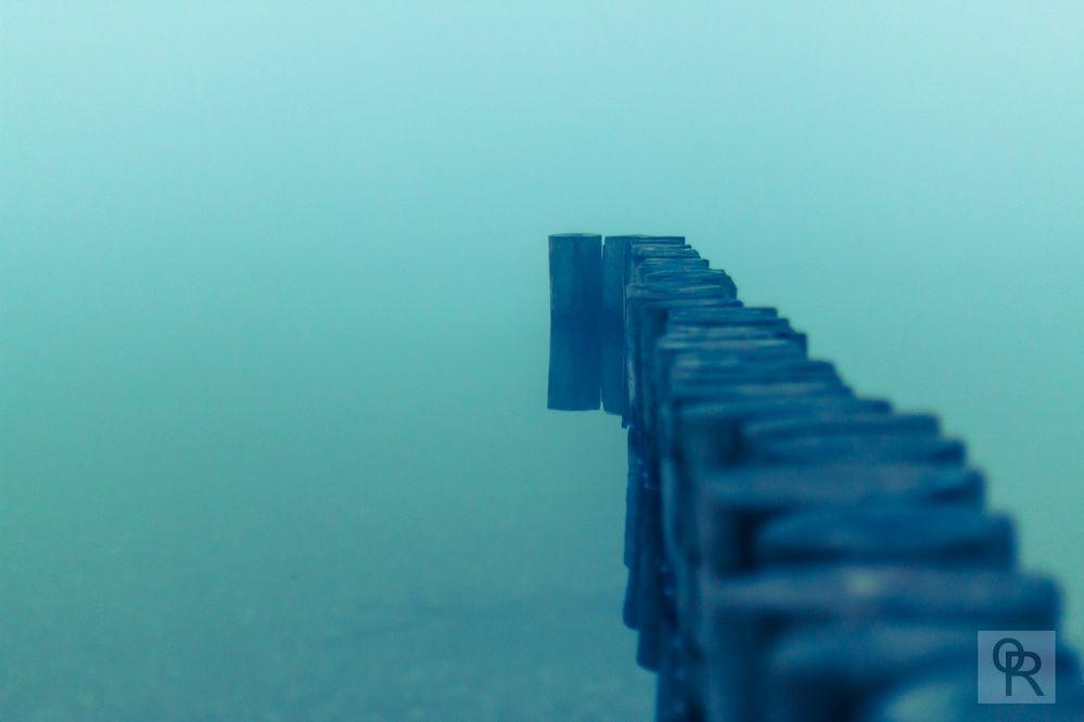 Die Unendlichkeit des Horizonts