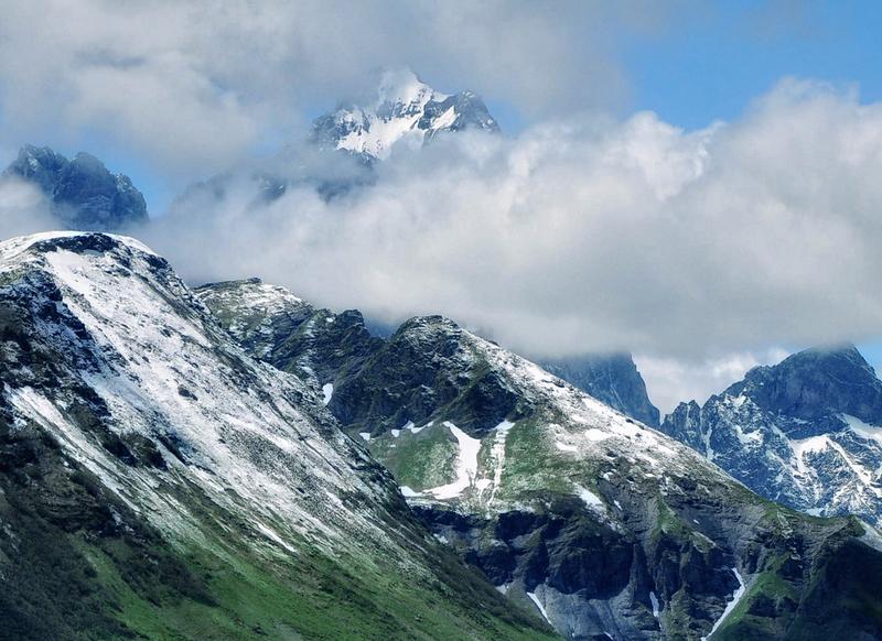 Die Urner Alpen