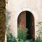 Die verborgene Tür