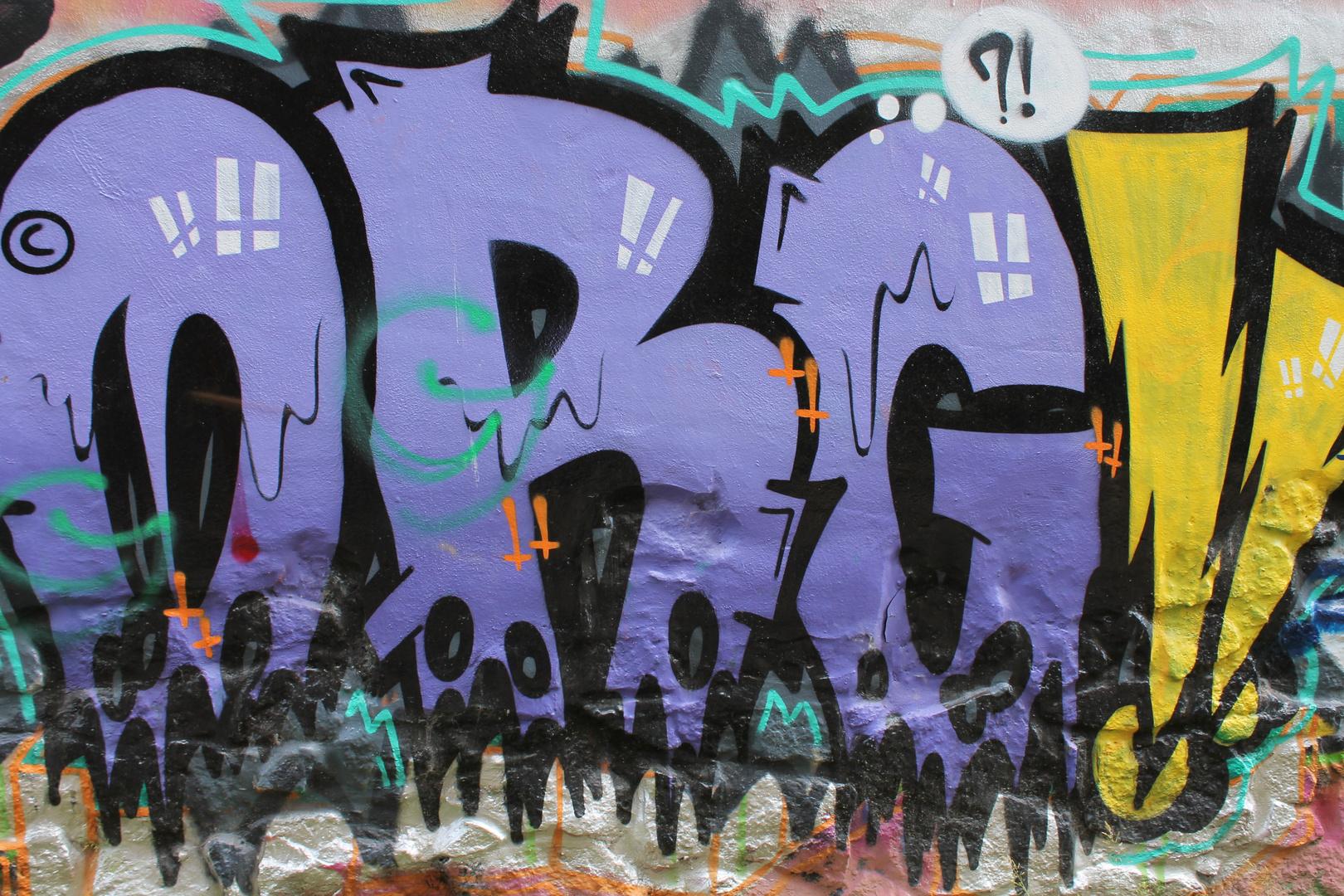 Die verbotene Straßenkunst