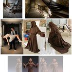 Die vergessene Klinik Collage