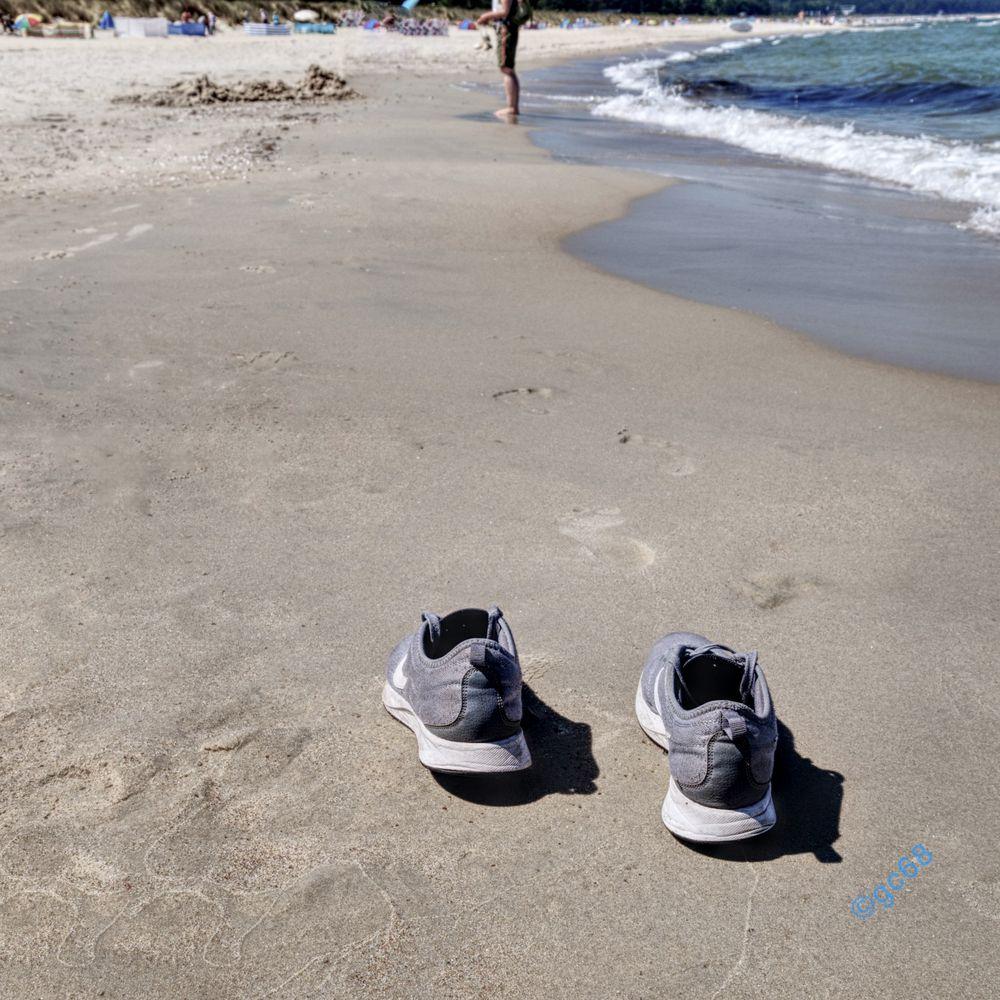 Die vergessenen Schuhe