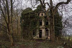 die verwunschene Villa...