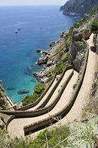 Die Via Krupp auf Capri...