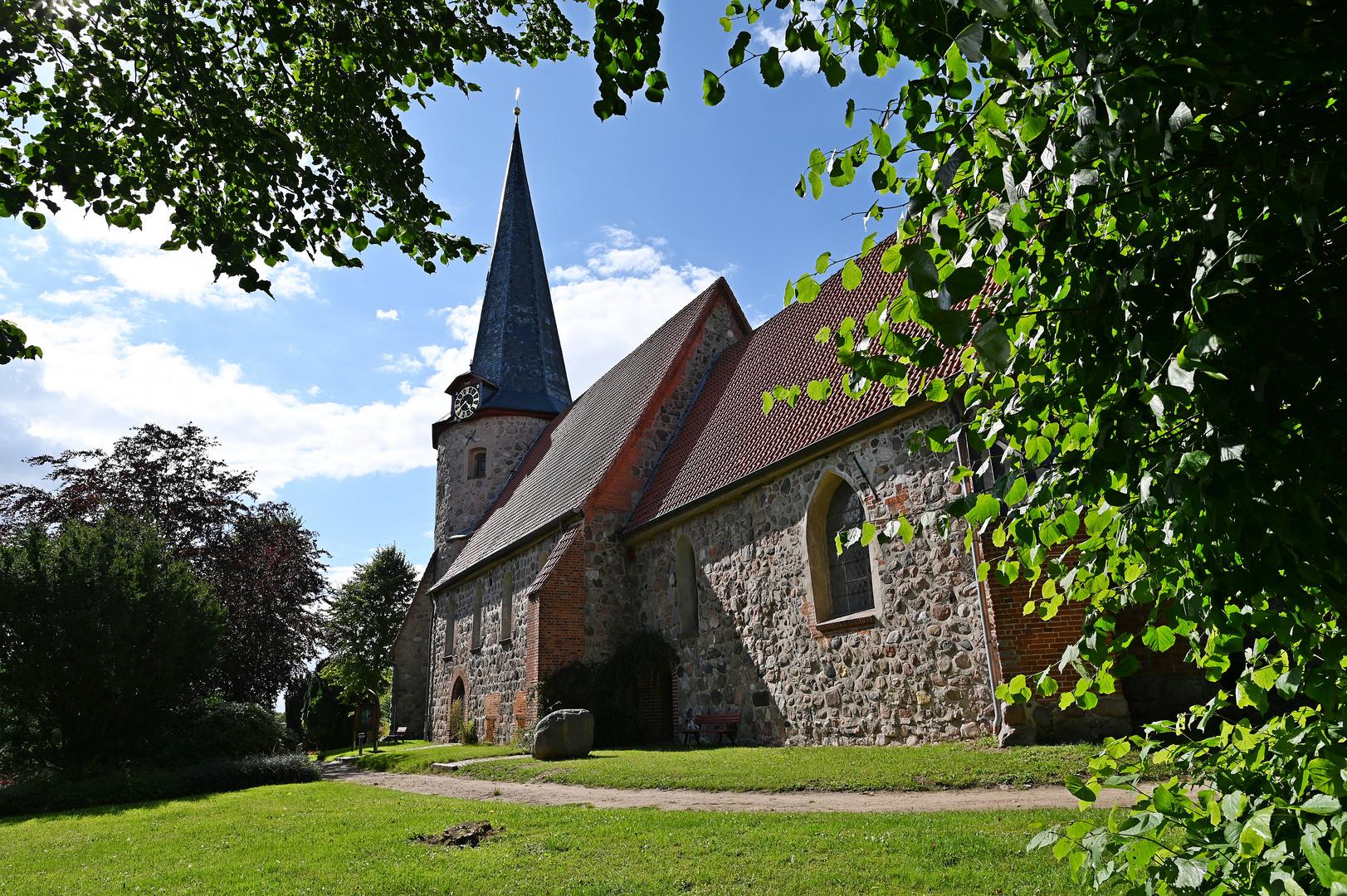 Kirche Pronstorf