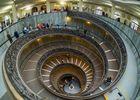 die vielfotografierte Treppe