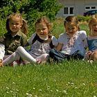 Die vier ( kleinen ) Freundinnen