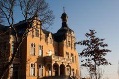 Die Villa am Bernsteinsein
