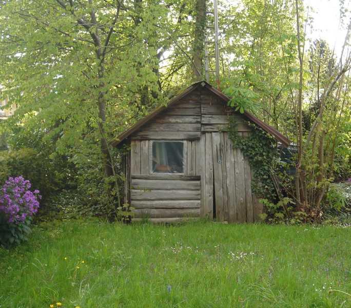 Die Villa von Schlotterbecks