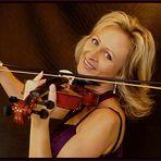 Die Violinenspielerin