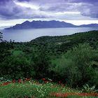 Die Vulkanhalbinsel Methana
