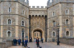 Die Wache von Schloss Windsor